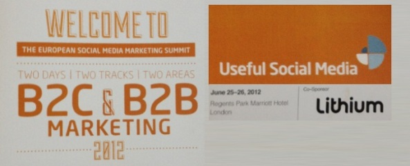 European Social Media Marketing Summit