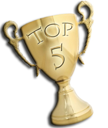 TOP FIVE LOGO