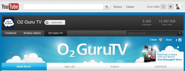 o2 guru tv screen shot